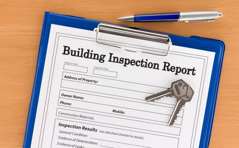 common problems on building inspection report