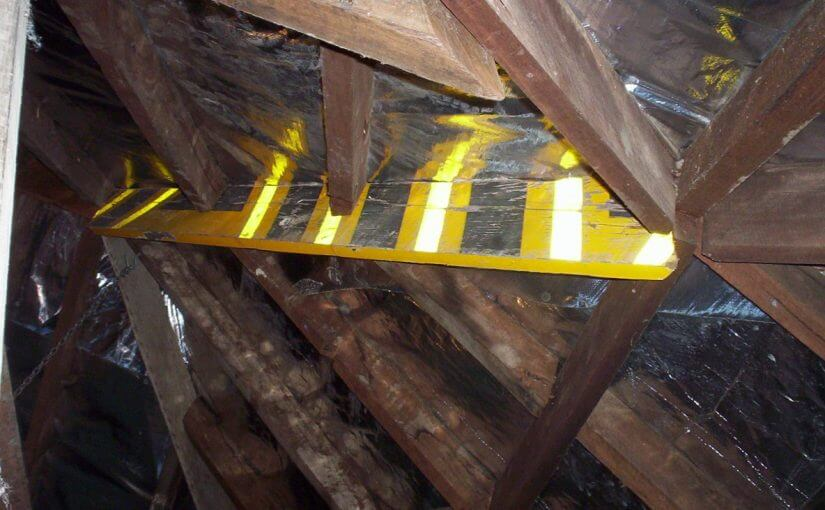 Inspect It First - Barricade Traffic Rafter Wood Issue Solutions