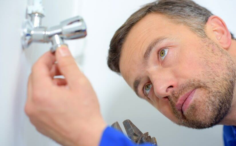 Inspect It First - Building Inspection on Equipment Water Faucet