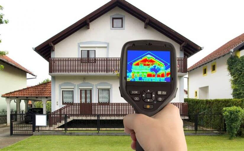Inspect It First - Thermal Images Building Inspection